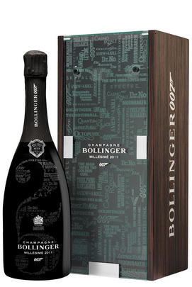 2011 Bollinger, James Bond 007 Edition, Brut