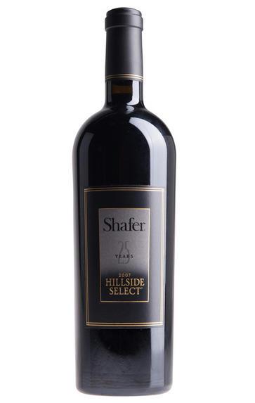 2011 Shafer Vineyards Hillside Select, Cabernet Sauvignon, Napa Valley
