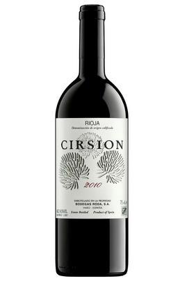 2011 Cirsion, Bodegas Roda, Rioja, Spain