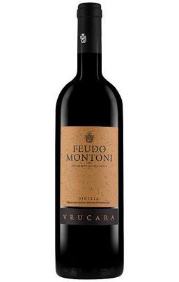 2011 Vrucara, Nero d'Avola, Feudo Montoni