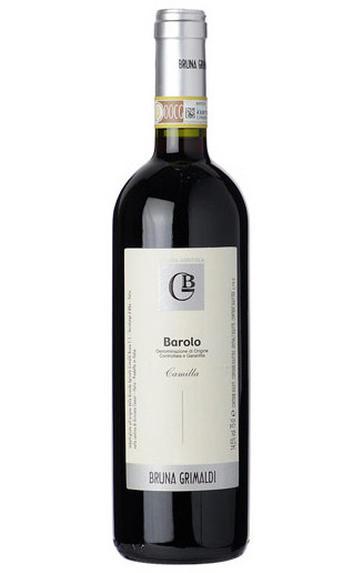 2011 Barolo, Giacomo Grimaldi, Piedmont, Italy