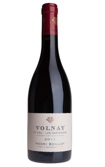 2011 Volnay, Santenots, 1er Cru, Henri Boillot