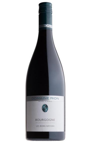 2012 Bourgogne Rouge, Les Bons Bâtons, Patrice et Michèle Rion