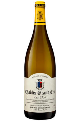 2012 Chablis, Les Clos, Grand Cru, Jean-Paul & Benoît Droin, Burgundy