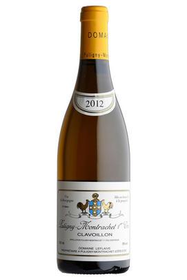 2012 Puligny-Montrachet, Le Clavoillon, 1er Cru, Domaine Leflaive