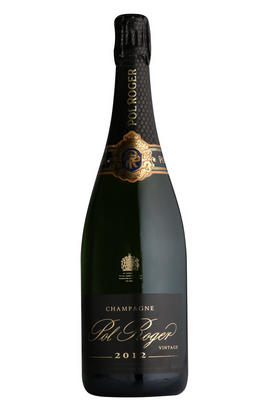 2012 Champagne Pol Roger, Brut