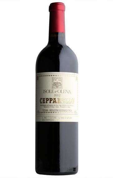 2012 Cepparello, Isole e Olena, Tuscany