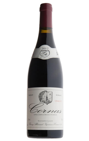 2012 Cornas, Les Chaillots, Domaine Thierry Allemand