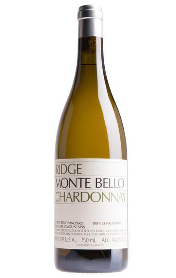 2012 Ridge Monte Bello Chardonnay, Santa Cruz Mountains, California