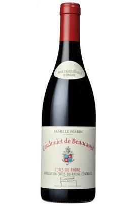 2012 Côtes du Rhône, Coudoulet de Beaucastel Rouge, Chateau de Beaucastel, Rhône