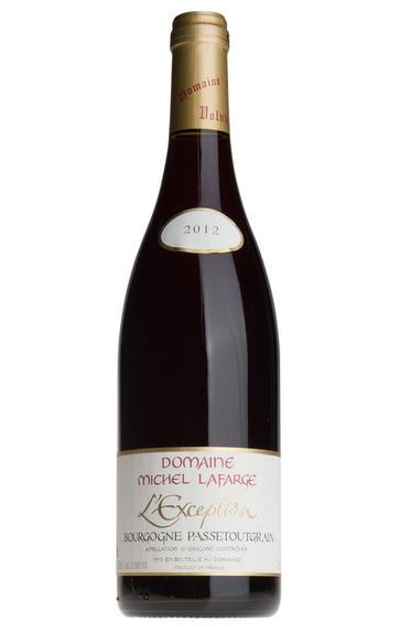 2012 Bourgogne Passetoutgrains, L'Exception, Domaine Michel Lafarge