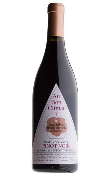 2012 Au Bon Climat, Sanford & Benedict Pinot Noir, Santa Ynez Valley, California, USA