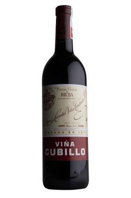 2012 Viña Cubillo Tinto, Crianza, Bodegas R. López de Heredia, Rioja, Spain
