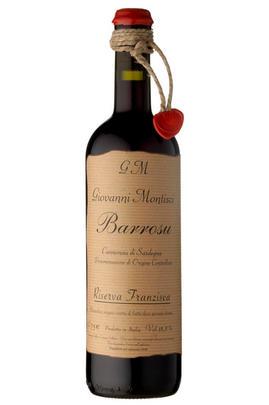 2012 Barrosu, Cannonau di Sardegna Riserva, Giovanni Montisci