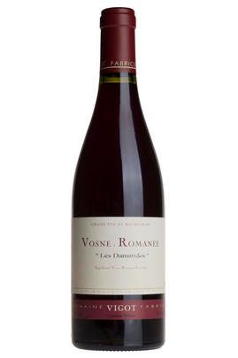 2012 Vosne-Romanée, Les Damaudes, Domaine Vigot