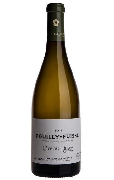 2012 Pouilly-Fuissé,'Clos des Quarts', Domaine du Clos des Quarts