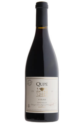 2012 Qupé, Sonnie's Sawyer Lindquist Syrah , Edna Valley, California, USA
