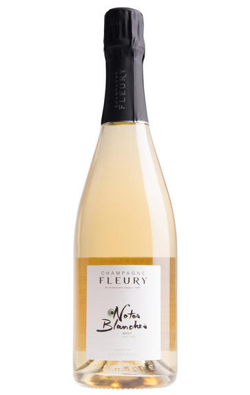 2012 Champagne Fleury, Notes Blanches, Brut