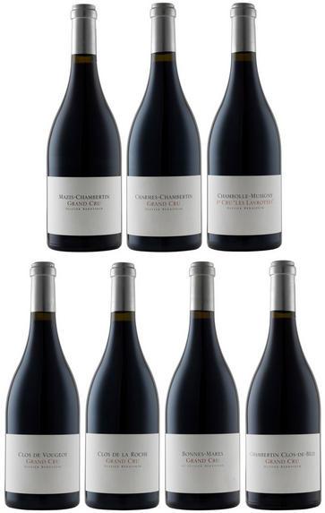 2012 Bernstein Mixed Grand Cru Case (7 bottles of 2012 vintage)