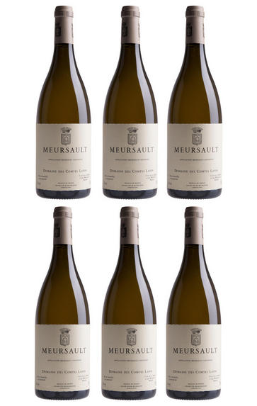 2012 Meursault, Les Six Climats, Comtes Lafon (Assortment Case of 6 btls)