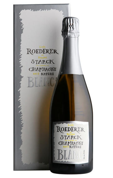 2012 Champagne Louis Roederer, Brut Nature, Philippe Starck