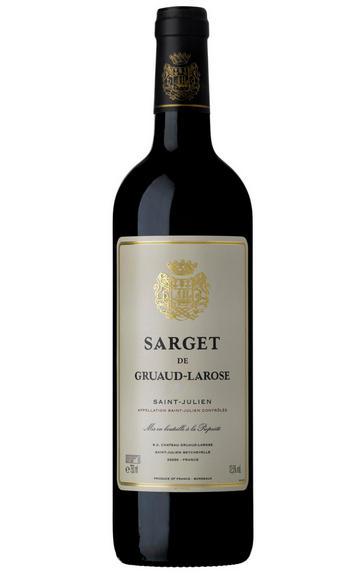2012 Sarget de Gruaud Larose, St Julien
