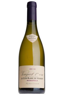 2012 Clos Blanc de Vougeot, 1er Cru, Domaine de la Vougeraie