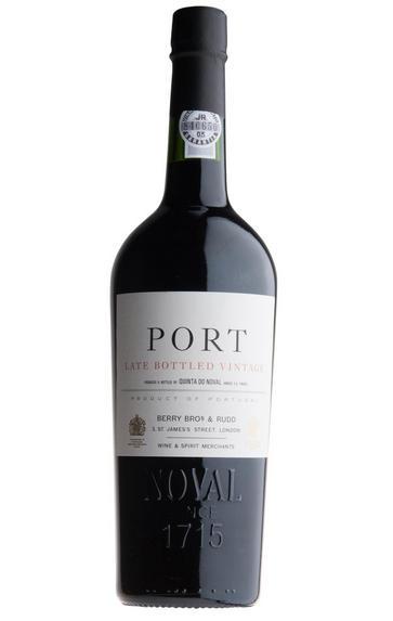 2012 Berry Bros. & Rudd Late Bottled Vintage Port by Quinta do Noval