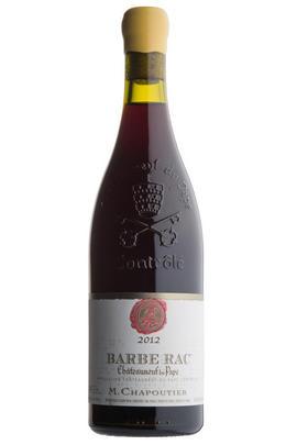 2012 Châteauneuf-du-Pape, Barbe Rac, Chapoutier Sélections Parcellaires