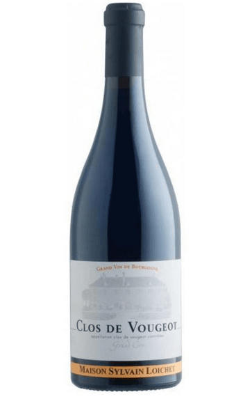 2012 Clos de Vougeot, Grand Cru, Sylvain Loichet, Burgundy