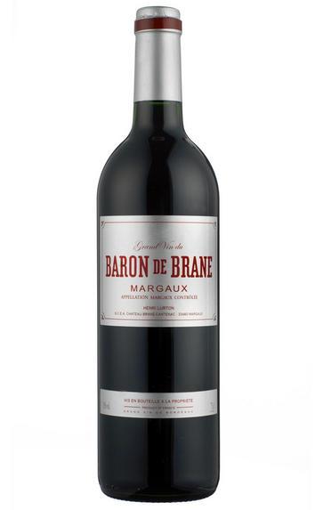 2012 Baron de Brane, Margaux