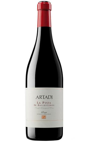 2012 La Poza de Ballesteros, Artadi, Rioja