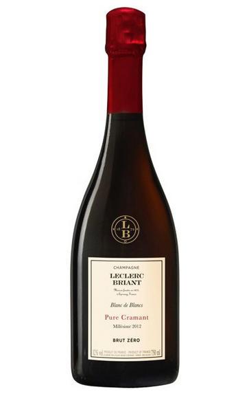 2012 Champagne Leclerc Briant, Pure Cramant, Blanc de Blancs, Brut Zéro