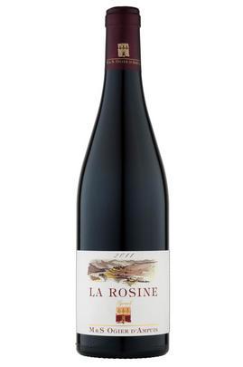 2012 La Rosine Syrah, Vin de Pays, Domaine Michel et Stéphane Ogier