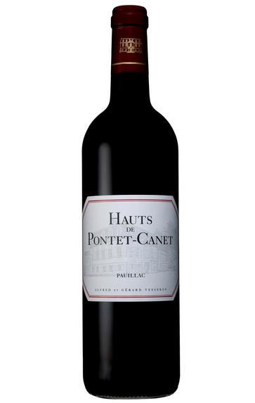 2012 Les Hauts de Pontet Canet