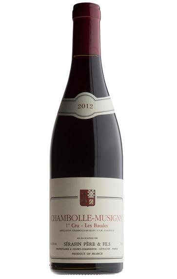 2012 Chambolle-Musigny, Les Baudes, 1er Cru, Domaine Christian Sérafin