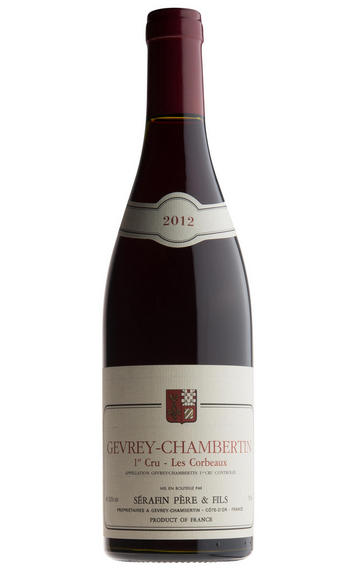 2012 Gevrey-Chambertin, Les Corbeaux, 1er Cru, Domaine Christian Sérafin