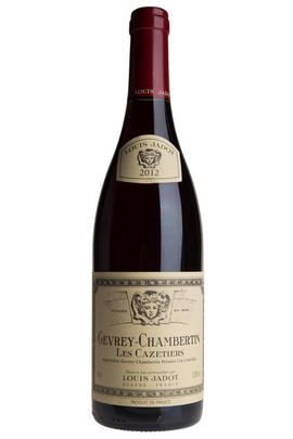 2012 Gevrey-Chambertin, Les Cazetiers, Louis Jadot