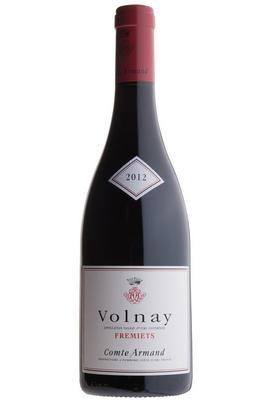 2012 Volnay, Frémiets, 1er Cru, Domaine du Comte Armand