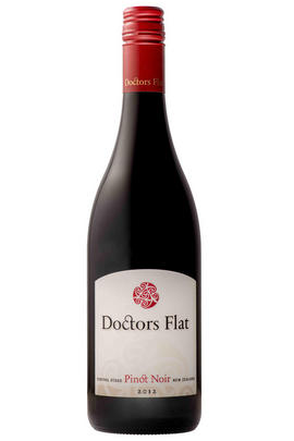 2012 Doctors Flat Vineyard Pinot Noir, Bannockburn, Central Otago