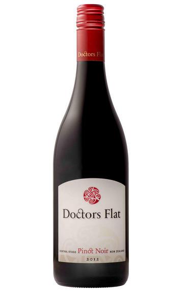 2012 Doctors Flat Vineyard Pinot Noir, Bannockburn, Central Otago