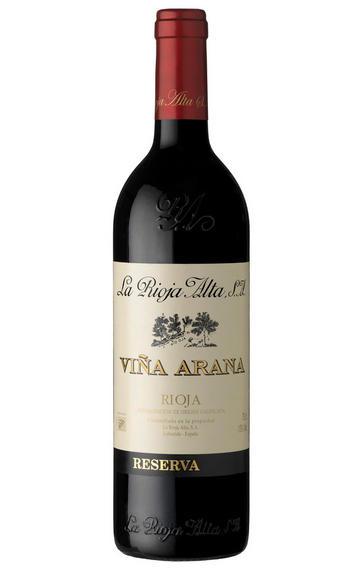 2012 Viña Arana, Gran Reserva, La Rioja Alta, Rioja, Spain