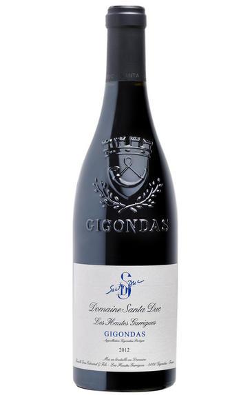 2012 Gigondas, Prestige des Hautes Garrigues, Domaine Santa Duc