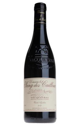 2012 Vacqueyras, Cuvée Azalaïs, Le Sang des Cailloux