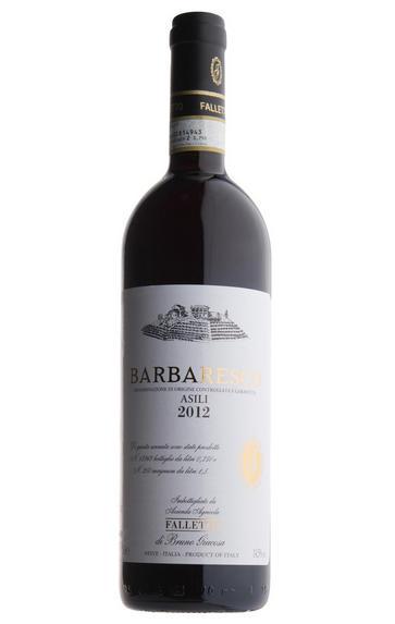 2012 Barbaresco, Asili, Falletto, Bruno Giacosa, Piedmont, Italy