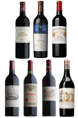 2012 Duclot Bordeaux Premier Cru, Seven-bottle Assortment Case