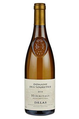 2012 Hermitage, Domaine des Tourettes, Blanc, Delas