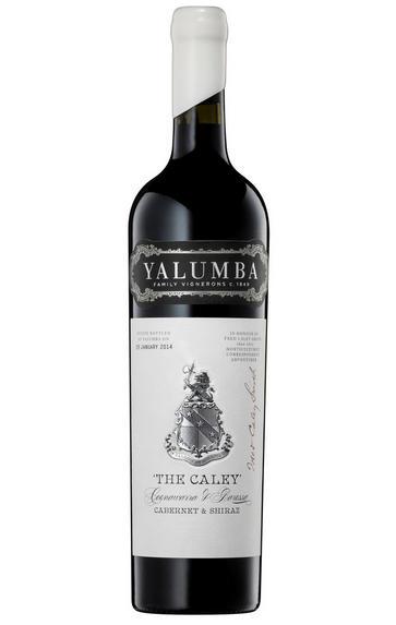2012 Yalumba, The Caley, Coonawarra Cabernet & Barossa Shiraz, Australia
