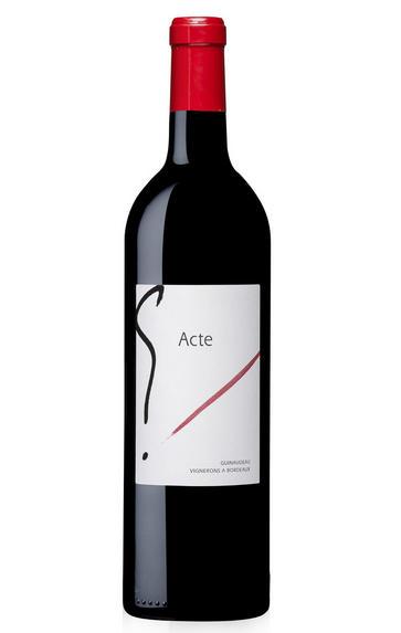 2012 G Acte 4, Bordeaux Superieur