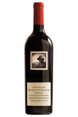 2012 Two Hands Barney's Block Shiraz, McLaren Vale
